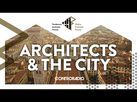 Architects and the City del 29 aprile 2021