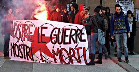 Firenze, proteste all'Università per l'incontro con Santanchè