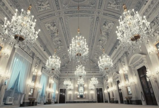 Pitti: Sala Bianca apre per cena moda di vigilia manifestazione
