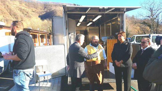 """Epifania, Di Giorgi: """"Ad Arquata per testimoniare vicinanza Istituzioni"""""""