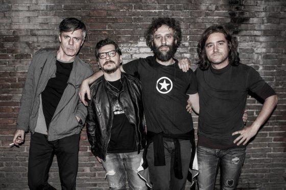 Flog per il saturday rock fever presenta: Diaframma in concerto