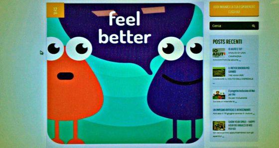 'Feel Better', app per pazienti oncologici adolescenti