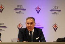 mario cognigni Fiorentina