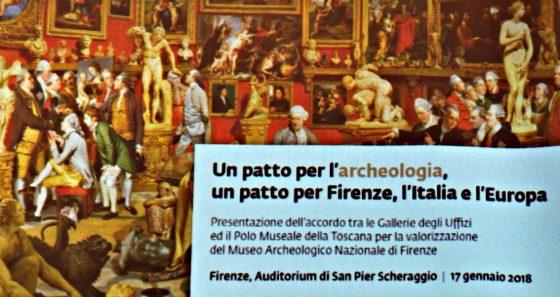 Museo Archeologico, gratis con biglietto Uffizi