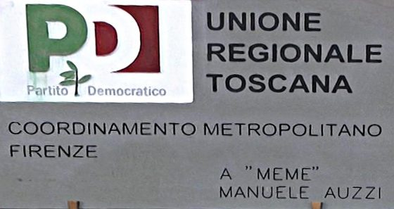 Pd Toscana: Nomina Buscemi a Pisa inaccettabile