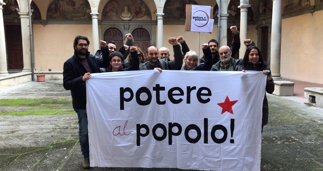 Potere al Popolo Reggio Calabria: ufficializzate le candidature [NOMI]