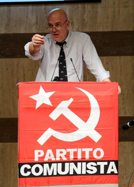 Partito Comunista: Rizzo lancia campagna elettorale Livorno