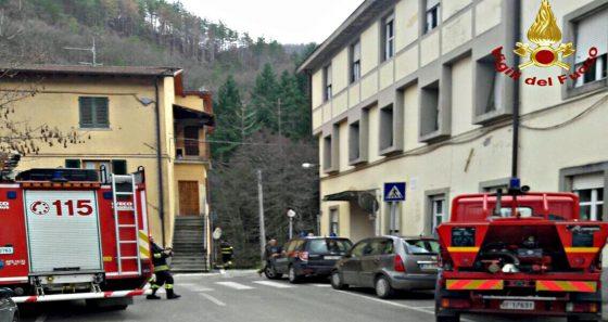 Ospizio evacuato, anziani intossicati da monossido di carbonio