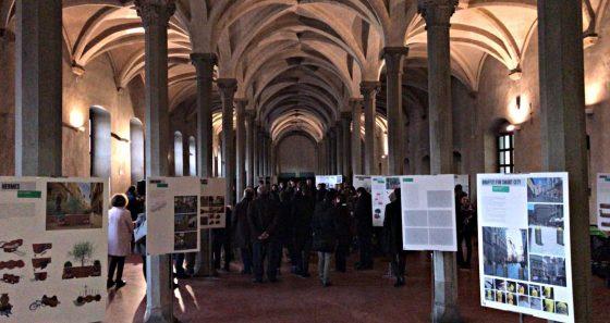 In mostra i progetti di 'Chiamata alle Arti'
