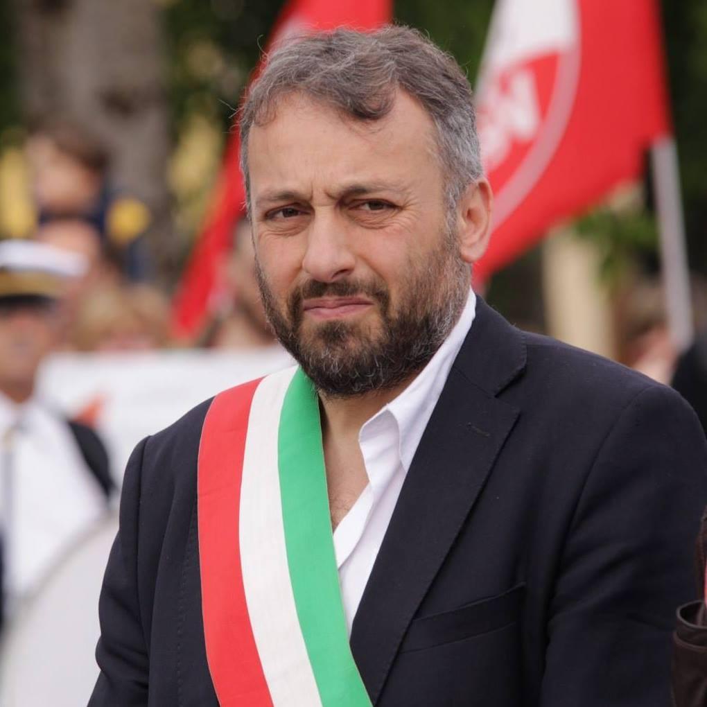 Alessio Biagioli sindaco di Calenzano
