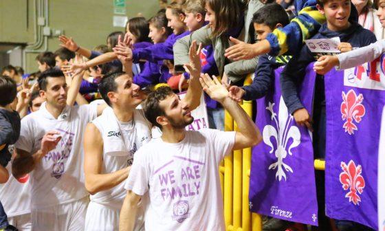 Fiorentina Basket in onda su Controradio