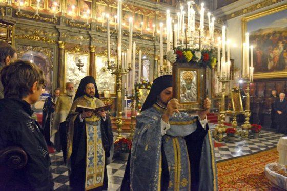 Epifania: prima volta di Nardella a battesimo greco-ortodosso