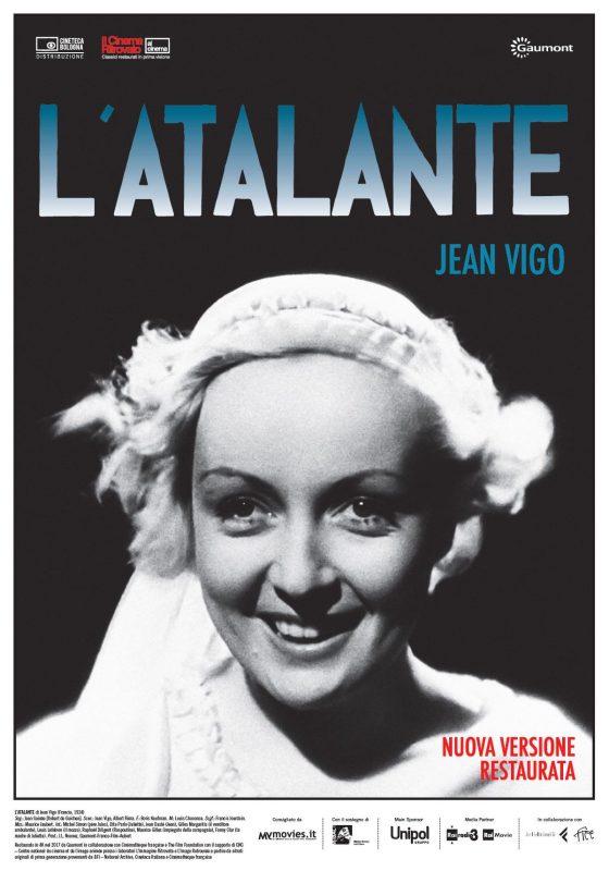 L'Atalante di Jean Vigo in versione restaurata al cinema Stensen