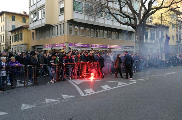 Fiorentina, Corvino shock: