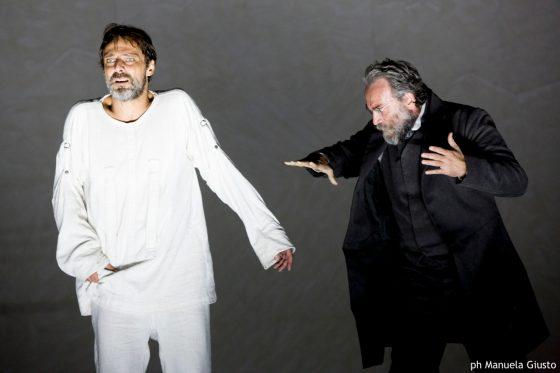 Alessandro Preziosi interpreta Van Gogh al Teatro della Pergola