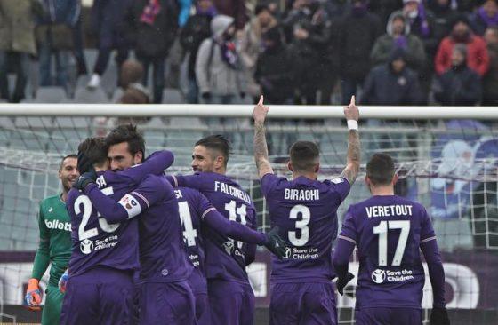 Fiorentina torna a vincere al Franchi col Chievo