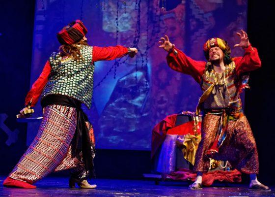 Teatro per grandi e Puccini presenta Alì Babà e i 40 ladroni