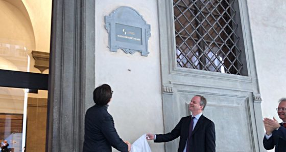 Uffizi, Inaugurazione del nuovo Auditorium Vasari