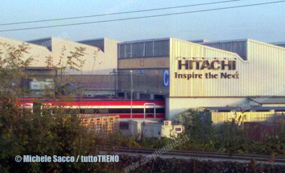 Pistoia: sciopero e presidio dei lavoratori Hitachi Rail Italy