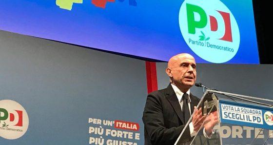 """Minniti (PD): """"C'è via democratica contro i nazionalpopulisti"""""""