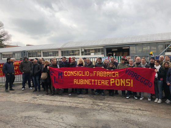 Ercos Ponsi, Regione ad azienda: riconsiderare scelte