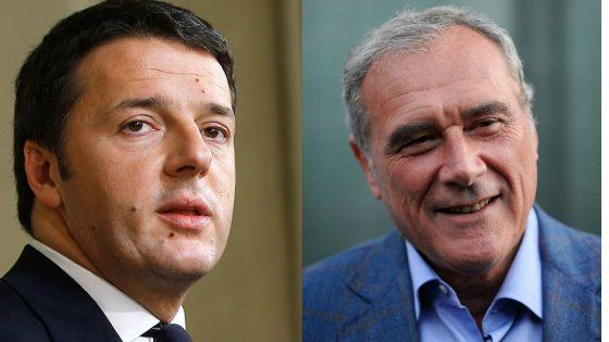 Elezioni: Renzi e Grasso in contemporanea oggi a Firenze, segui Controradio