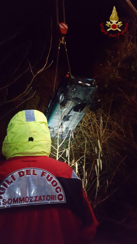 Livorno: morti due giovani finiti in un canale con l'auto