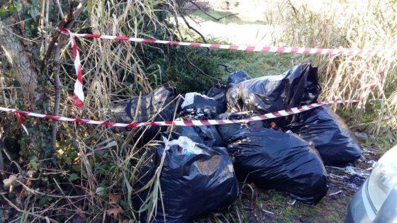 Rifiuti, Scandicci: multa di 26mila euro per abbandono scarti pelletteria