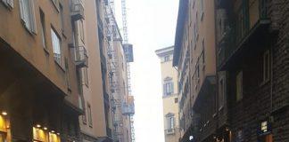 Firenze, via Dei Bardi