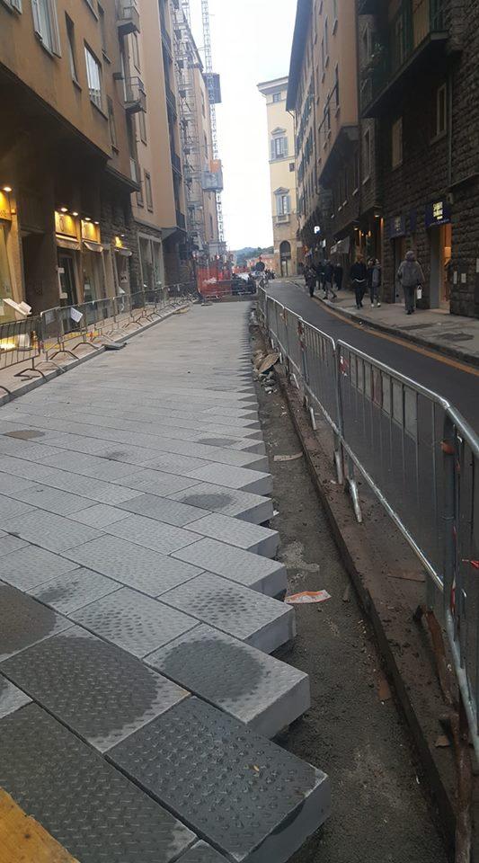 """Firenze: """"le strade in pietra? In centro molte erano in terra battuta…"""""""