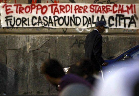 Malpezzi (PaP): Nessuna legittimità politica per i neo-fascisti di Casa Pound