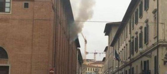 Artificiere morto in incendio alla caserma di Firenze, aperta inchiesta