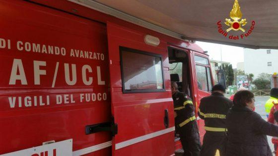Badia al Pino: 3 operai ustionati
