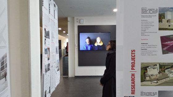 Unifi: Architettura si racconta, incontri con docenti e ricercatori