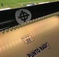 Pisa: radio trova croce celtica in sua postazione stadio