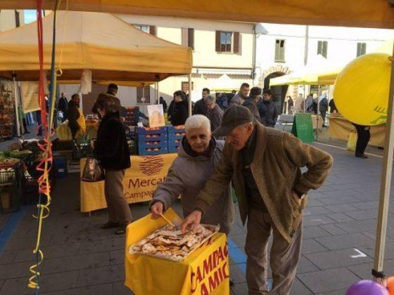 A Firenze il carnevale nei mercati di 'Campagna Amica'