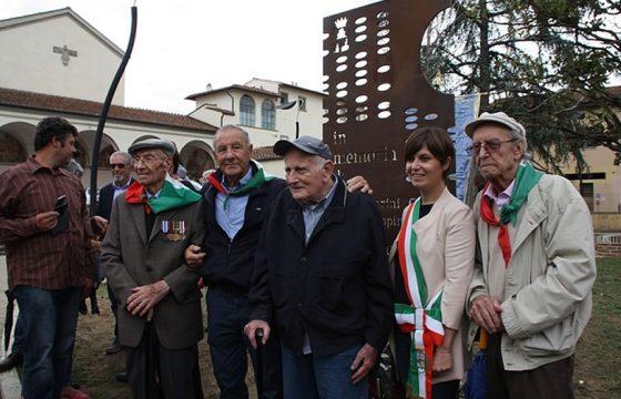 Corteo antifascista di sindacati ed associazioni oggi a Empoli