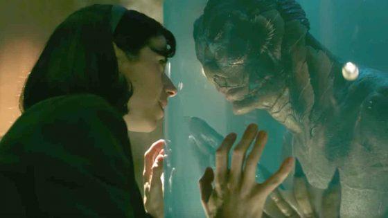 """Al cinema Odeon la prima di """"The shape of water"""" Il film che ha vinto il Leone d'Oro a Venezia, candidato a 13 Premi Oscar"""