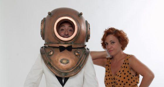 Teatro Manzoni: Testa di rame racconta il fascino del palombaro