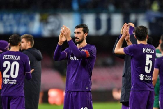 Fiorentina: fascia capitano Astori anche per stagione 2019-20