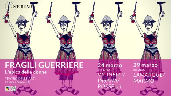 La voce femminile nelle poesie del Novecento al Teatro delle Arti