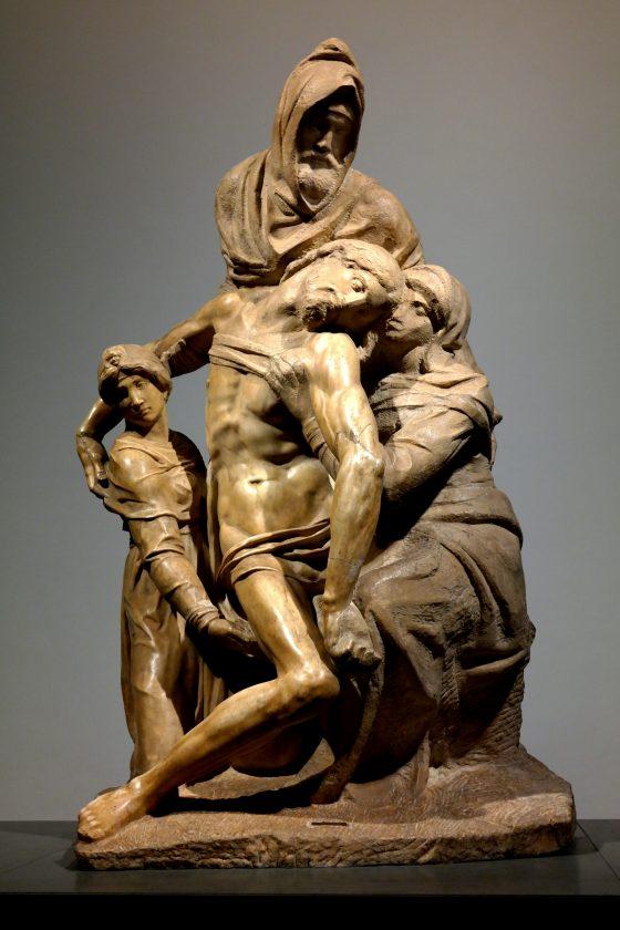 La Pietà di Michelangelo all'Opera del Duomo per il ciclo il Silenzio delle Opere