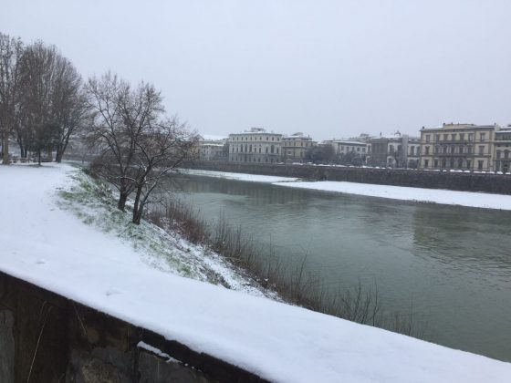 Neve in tutta la Toscana ma non particolari disagi