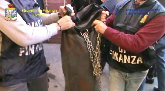 Livorno: 200 kg di cocaina scoperti in container dal Cile