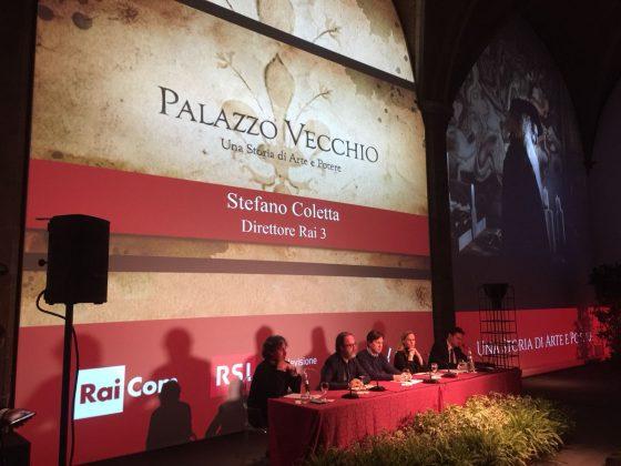 """Documentari: """"Palazzo Vecchio, una storia di arte e potere"""""""