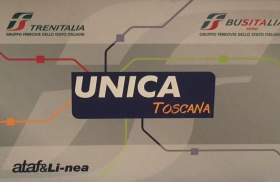 UNICA TOSCANA: da Pasqua in funzione la card di Busitalia, Trenitalia, Ataf&Linea