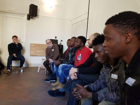 Immigrazione: incontro a Palazzo Vecchio fra studenti americani e migranti
