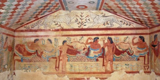 Un videogame racconta la storia degli Etruschi