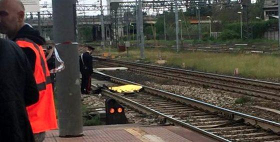 Ragazzo investito da treno a Castelfiorentino, è grave