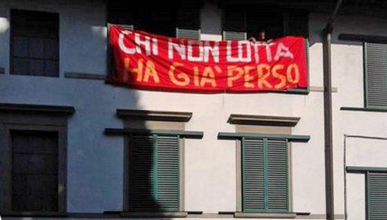 Ex clinica il Pergolino, occupata dal 2015: 'Rischio incidenti, assenti autorità'